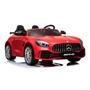 Elbil - Mercedes GTR 4Matic 2-sits - Röd