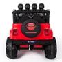 Elbil - Ford Ranger 4x4 12V - Röd