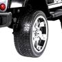 Elbil - Trakker 4x4 12V - Röd