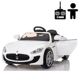 Elbil Maserati GranTurismo 12V (Vit)