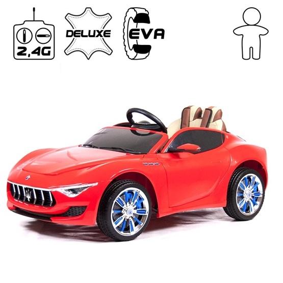 Elbil - Maserati Alfieri Concept 12V - Röd