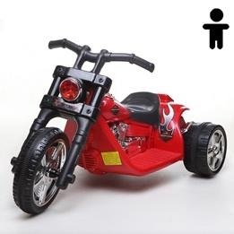 Elbil - Mc Sport - Röd