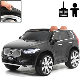 Elbil - Volvo Xc90 Inscription 12V - Onyx Black
