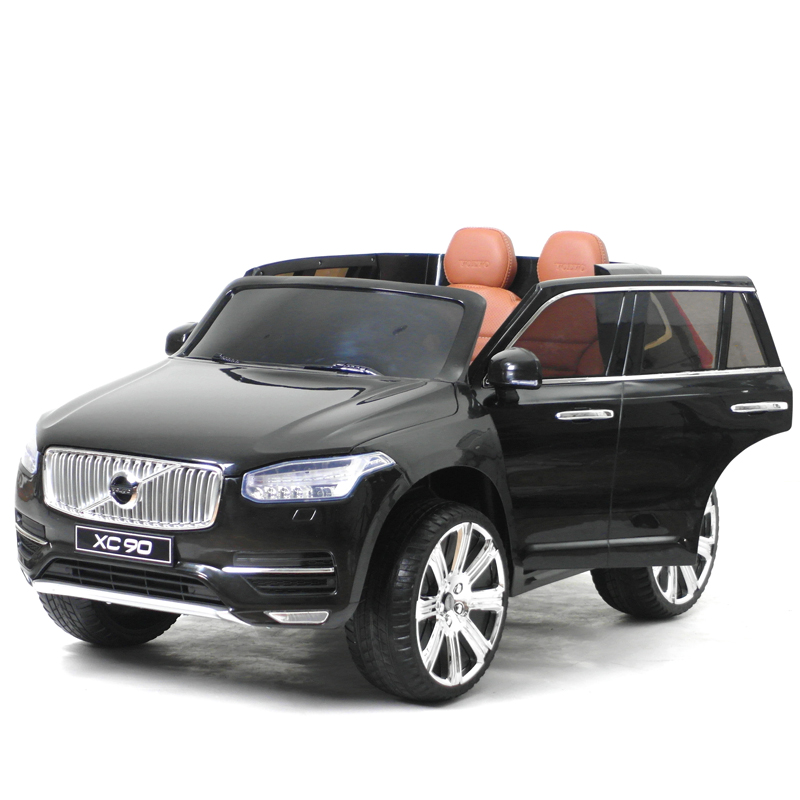 elbil volvo xc90 inscription 12v crystal white litenleker. Black Bedroom Furniture Sets. Home Design Ideas