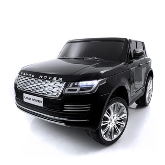 Elbil - Land Rover Range Rover