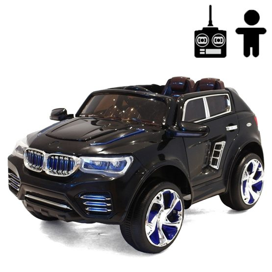 Elbil - X-SUV - Svart