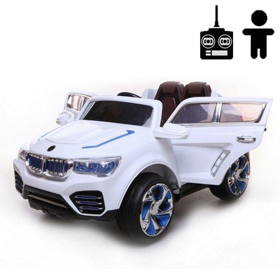 Elbil - X-SUV - Vit