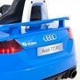 Elbil - Audi TT RS - Svart