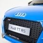 Elbil - Audi TT RS - Blå