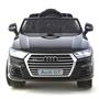 Elbil - Audi Q7 2017 Vit