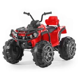 Elbil - fyrhjuling Revenger R/C - Svart/Röd