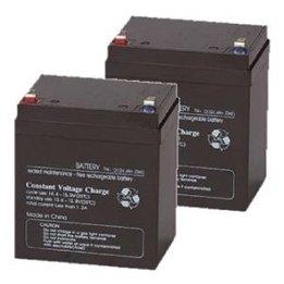 Batteri 12 V 5.4 Ah