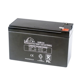 Batteri 12 V 9 Ah
