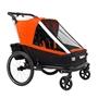Cykelvagn - SunBee Beetle - Orange