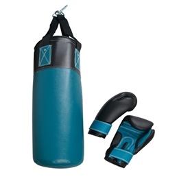 Boxningssäck inkl handskar