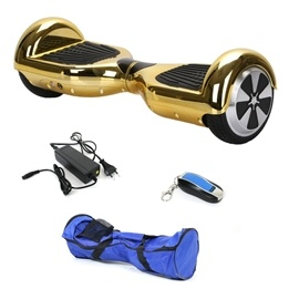 Balansscooter - AirBoard PRO - 2x350W - Guld