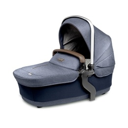 Silver Cross - Wave Midnight Carrycot - Midnight