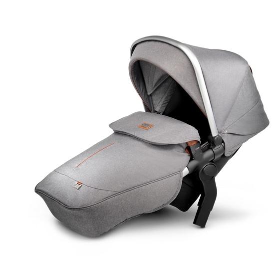 Silver Cross - Wave Sable Tandem Seat Unit - Sable