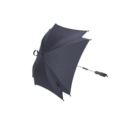 Silver Cross - Wave Midnight Parasol - Midnight