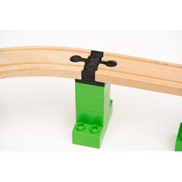 Toy2 - Tågebanedelar - Allround - Medium