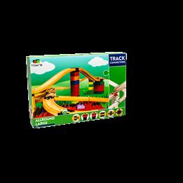 Toy2 - Tågebanedelar - Allround - Large