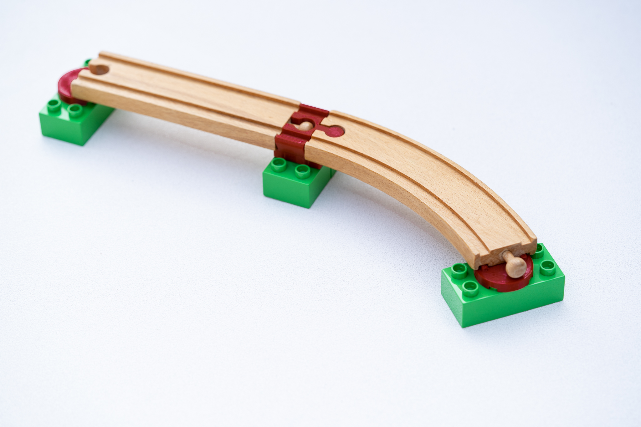 TOY2 Toy2 - Tågebanedelar - Startpaket - Medium