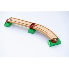 Toy2 - Tågebanedelar - Startpaket - Medium
