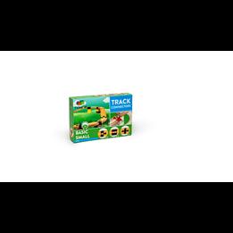 Toy2 - Tågebanedelar - Basic Pack - Small