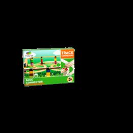 Toy2 - Tågebanedelar - 20 Basis Connectors