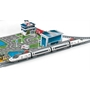Pequetren - Starter Battery 720 Renfe Ave Train