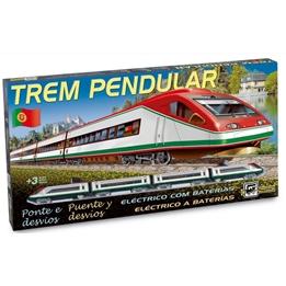 Pequetren - Tågbana 770 High Speed Trem Pendular