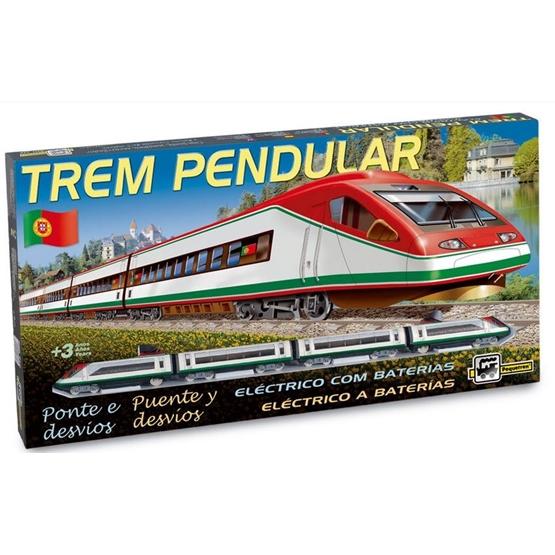 Pequetren - Starter Battery 770 High Speed Trem Pendular
