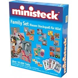 Ministeck - Pyssel Familjeset 10 000 Delar