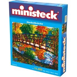 Ministeck - Pyssel Herfstbrug 11000 Delar