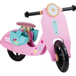 Small Foot - Balanscykel -Speedster 12 Tum Rosa