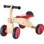 Small Foot - Sparkcykel - Loopfiets Junior Röd