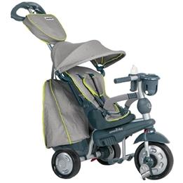 Smartrike - Trehjuling - Explorer Junior Grå
