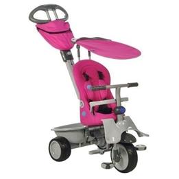 Smartrike - Trehjuling - Recliner Rosa/Lila