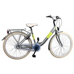 Bike Fun - Barncykel - Blizz 20 Tum Matte Grön