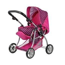 Mini Mommy - Dockvagn Rosa
