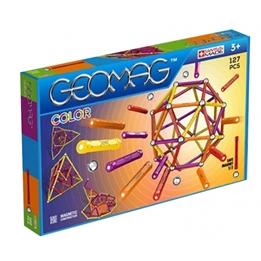 Geomag - Color Gul / Orange / Röd / Lila 127-Piece