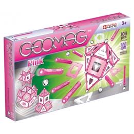 Geomag - Rosa 104-Piece