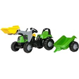 Rolly Toys - Rollykid Deutz-Fahr Junior Grön