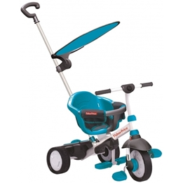 Smartrike - Trehjuling - Charm Plus Junior Blå
