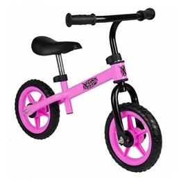Xootz - Balanscykel - Balance 10 Tum Rosa