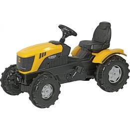 Rolly Toys - Rollyfarmtrac Jcb 8250 Junior Gul / Svart