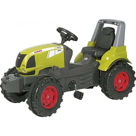 Rolly Toys - Rollyfarmtrac Tractor Rollyfarmtrac Claas Arion 640 Grön / Gray