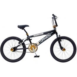 Bike Fun - BMX Cykel - Tornado 20 Tum Svart