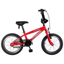 Bike Fun - BMX Cykel - Cross Tornado 16 Tum Junior Röd
