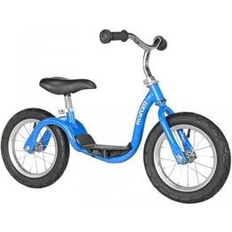 Kazam - Balanscykel - Loopfiets 12 Tum Junior Blå